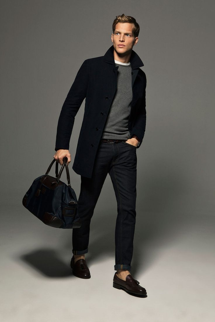 Men's Fall Fashion done so right | Massimo Dutti