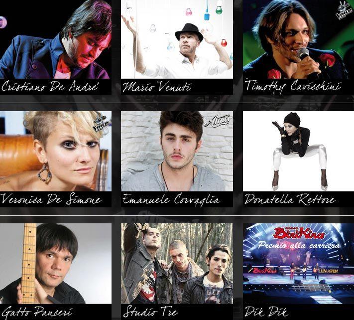 Festival Show, seconda tappa a Castelfranco Veneto il 6 luglio