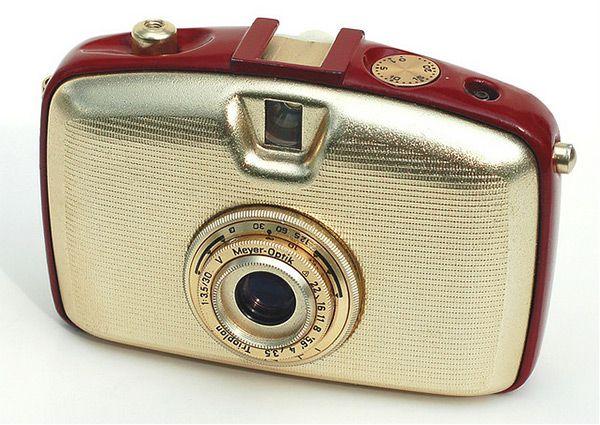 Pentacon Penti in Vintage Camera Portraits