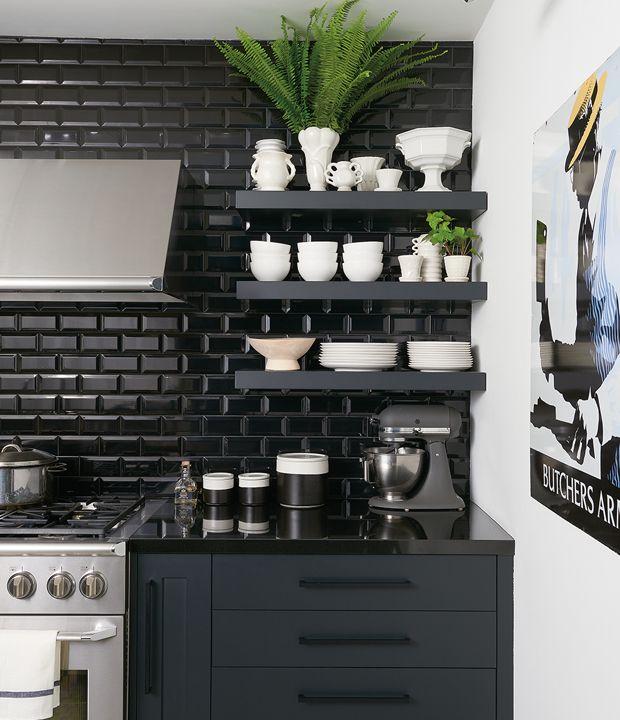 30 pièces qui prouvent que la peinture noire ne fait pas peur !