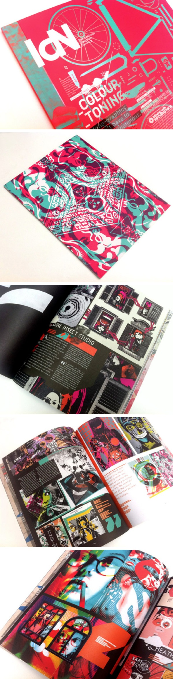 IdN Magazine Vol 18 No 4