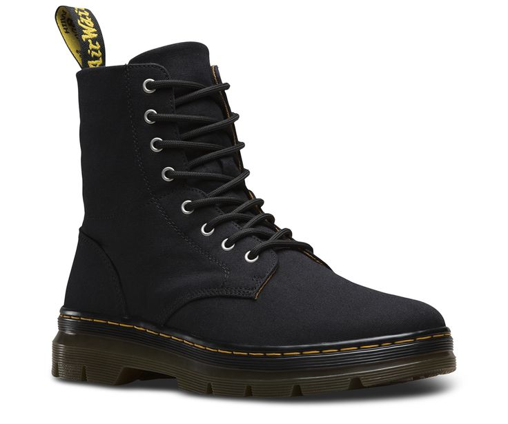 Dr martens combs canvas