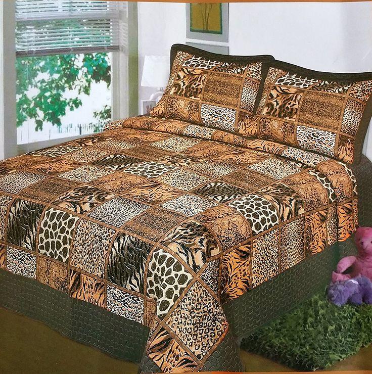 Best 25 Leopard Bedding Ideas On Pinterest Leopard