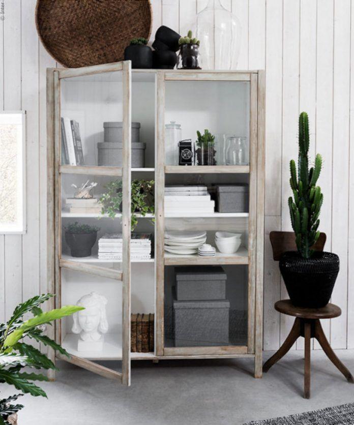IKEA Hack – BJÖRKSNÄS Cabinet