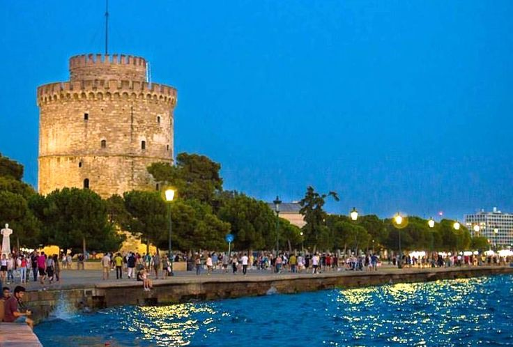More Overnight Stays in Jan-Aug 2017 for Thessaloniki Hotels