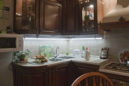 Освещение рабочей зоны на кухне  #освещение_рабочей_зоны_на_кухне #дизайн_интерьера #кухонное_освещение
