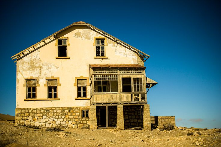 Forecast My Fashion | Summer Travels in Namibia Part I: The Tale of Kolmanskop..
