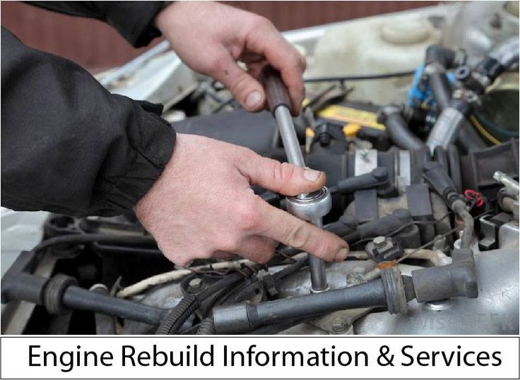 Engine Rebuild Information & Services Engine rebuild is a term many have heard of, but not as many really know what a rebuilt engine really is or what is done when an engine is rebuilt. An engine rebuild is done for a variety of reasons. Today we will talk about why engines are rebuilt, what is done to rebuild an engine, and some signs that your car may need an engine rebuild. Read more About An Engine Rebuild at http://autoworks-nj.com/engine-rebuild-information-services/