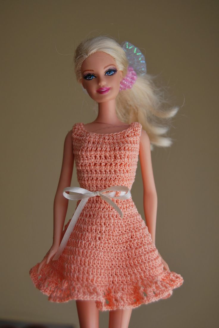 854 best barbie images on pinterest black blouses and clothes free crochet pattern for an infant or toddler bankloansurffo Choice Image