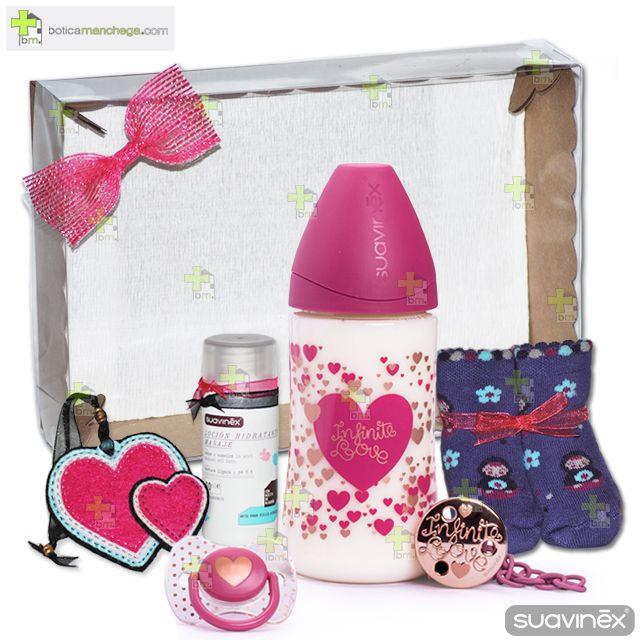 Canastilla INFINITE LOVE 👉Envíos nacionales/internacionales #BoticaManchega #canastilla #babygirl #layette #Tiendaonline #shop #suavinex #hautecouture #premium #tetina #silicona #rosa #pink #trend #photo #bebe #corazones #online #crema #chupete #pacifier #broche #biberon #regalo #embarazada #shopping #pregnancy #gift #fashion #style #inspiracion #love #nice #sweet #baby #babies #puericultura #newcollection #babyshower #BabyBoxbyBoticaManchega BOTCA042 👉 http://www.boticamanchega.com/