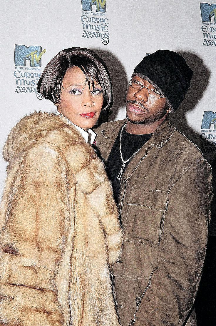 Bobby Brown S Top 10 Highs And Lows Whitney Houston Pictures Bobby Brown Whitney Houston