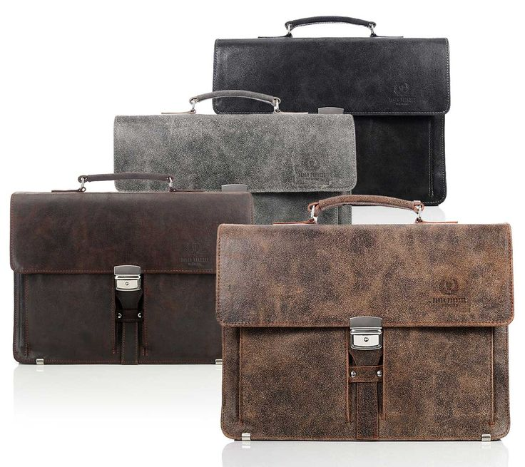 vintageleater briefcase in 4 great colours. #vintagebriefcase