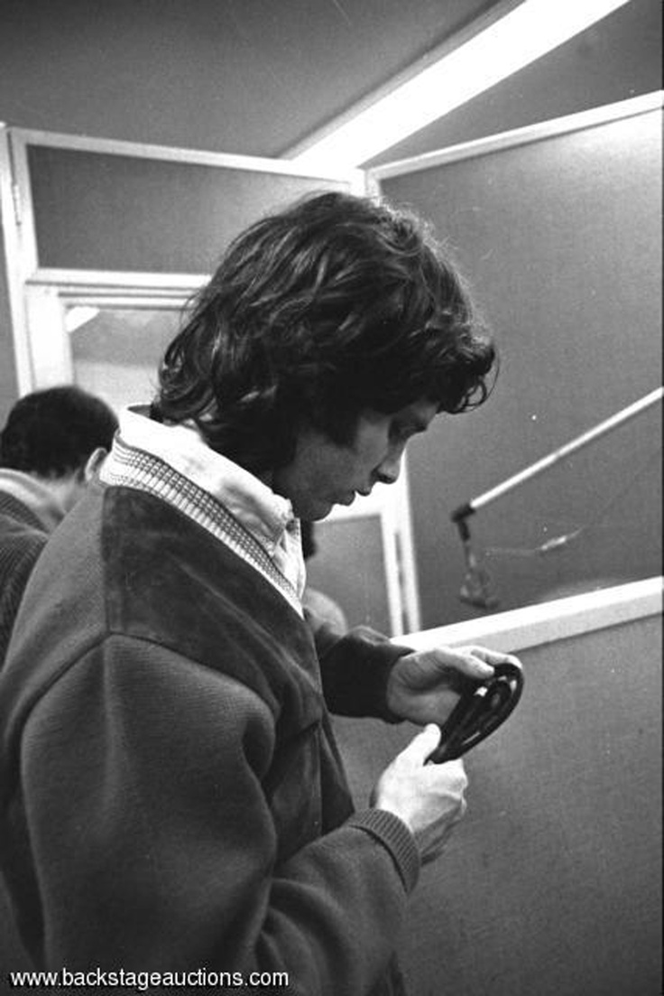 Jim Morrison at Sunset Sound West Hollywood & 165 best Jim Morrison/ The Doors images on Pinterest   The doors ... Pezcame.Com