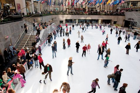 A complete guide to ice-skating in New York this Christmas and beyond, including at the Central Park and Rockefeller Center ice rinks. Discover the best outdoor and indoor ice rinks this Christmas and beyond.