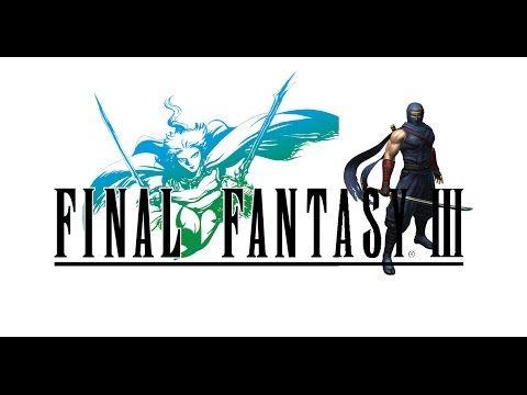 [FFRK] FFIII   Eureka, Part 1 (Elite) Ninja Battle #554