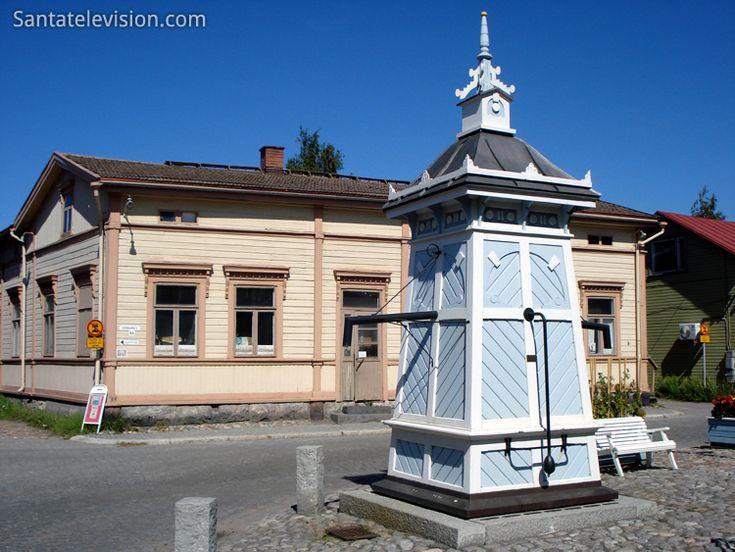 La vieille ville de Rauma en Finlande – patrimoine mondial de l'Unesco