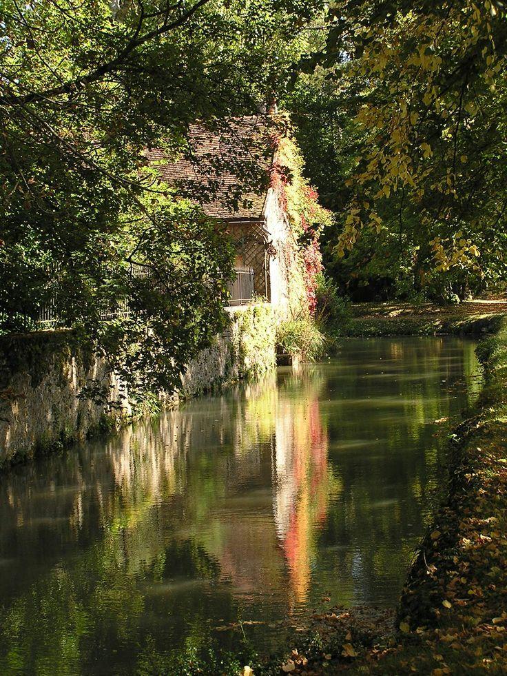 Peaceful at Ladoix Serrigny