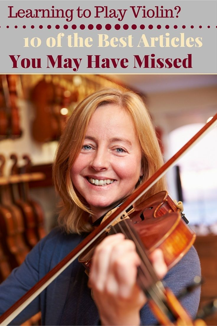 How has the violin helped people mentally?
