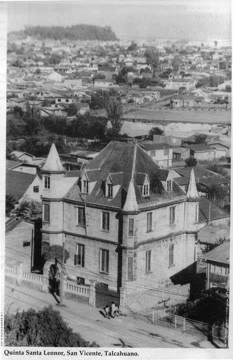 El Castillo del Diablo (San Vicente; Calle La Torre).