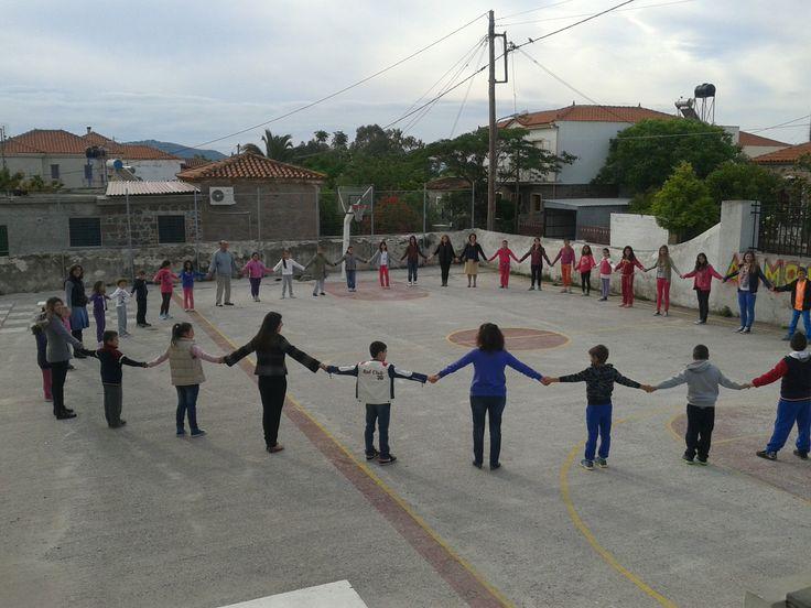 Δημοτικό Σχολείο Δαφίων Λέσβου