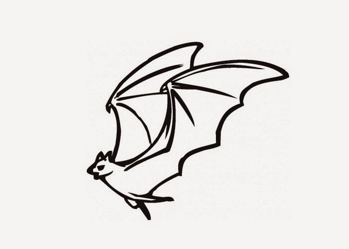 fruit bat coloring pages - photo#8