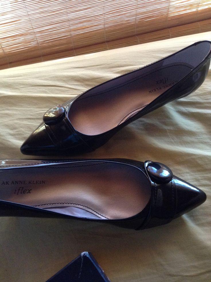 Anne Klein from DSW black kitten heels Dress shoes