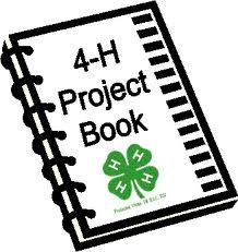4-H Project Book... your  year-end  analysis (including  costs and profits) to your 4-H project
