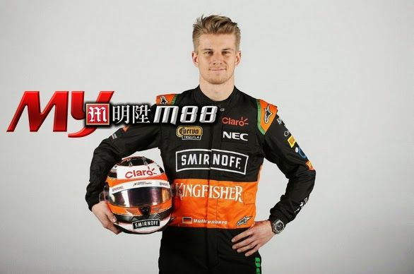 Force India Launch: Hulkenberg out to build on 'best F1 season' Nico Hulkenberg says he is expecting 'spectacular' things from his 2015 F1 season as he looks to build on what he claims was his best R1 season yet.  Posted by M88 Malaysia the worldwide with gaming leisure & entertainment across all Sport, Live Dealer Casino, Skill games and Sportbook.
