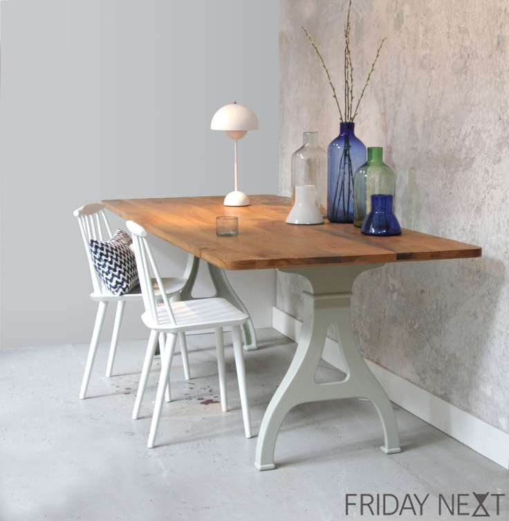 Friday next label, table, industrial, design, Dutch Design, Danish styling