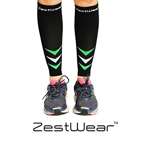 Price:    DISCOUNTS AVAILABLE FOR MULTI-BUY PURCHASES – see special offers and promotions below. How are ZestWear compression sleeves different from other brands? Our compression calf sleeves for men and women have been created with performance in mind. The true graduated leg compression...