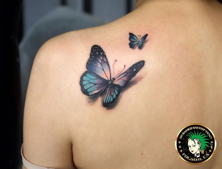 Can Butterfly Tattoo be made in every body of the body? – Page 18 of 40
