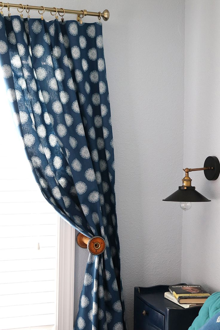 Pull Back The Curtain With These Beautiful DIYs
