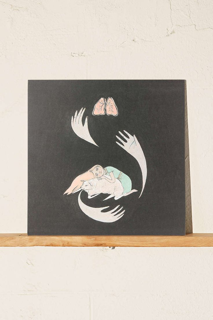Purity Ring - Shrines LP + MP3