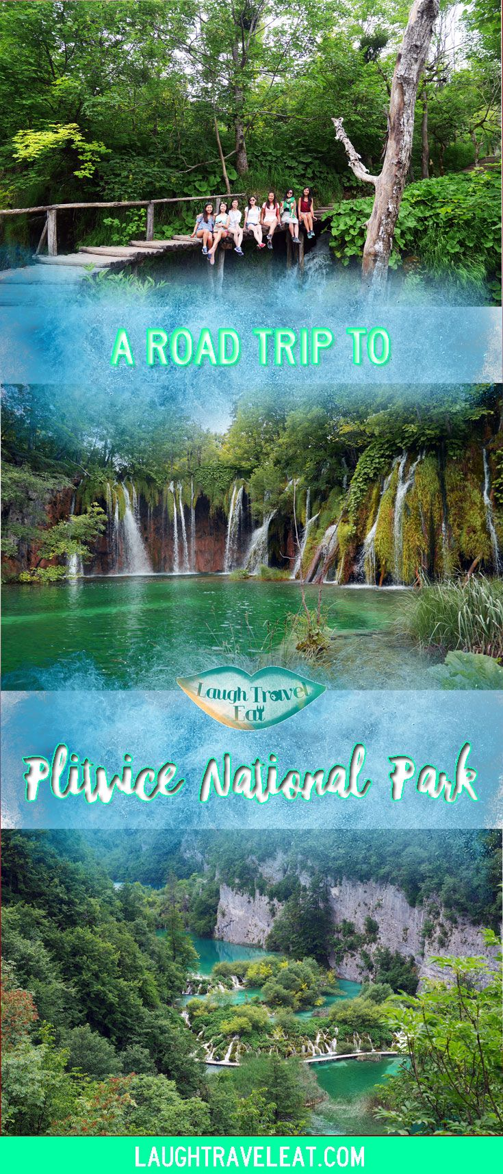Plitvice National Park in Croatia is one of the most famous natural wonder of the world. Here's how you can make the most out of a half day road trip there.