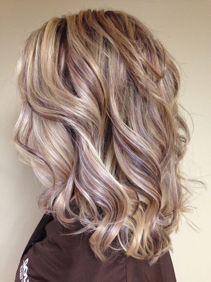было удивление модное окрашивание волос в светлые тона фото было, когда работал