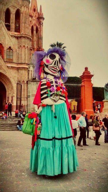 En San Miguel de Allende