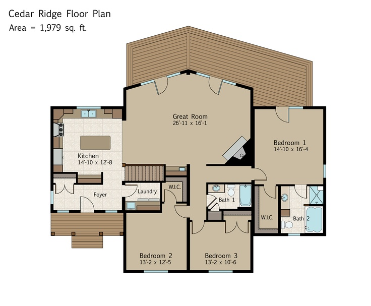 1000 images about future home on pinterest ranch floor for House plans with laundry room attached to master bedroom