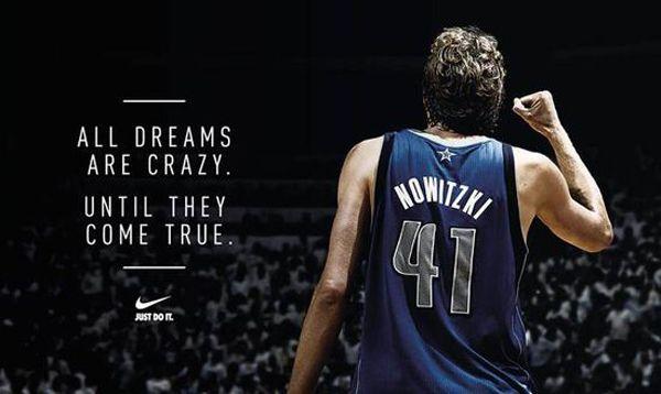 DirkTrue Quotes, Motivation Quotes Sports, Dirk Nowitzki, Dreams, Dallas Mavericks, Living, Boys Room, Like Quotes, Nike