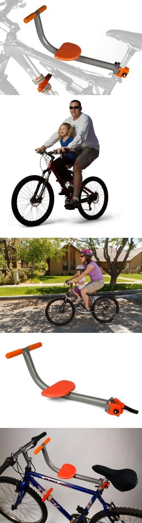TYKE TOTER es un revolucionario concepto de silla de niño para la bicicleta.
