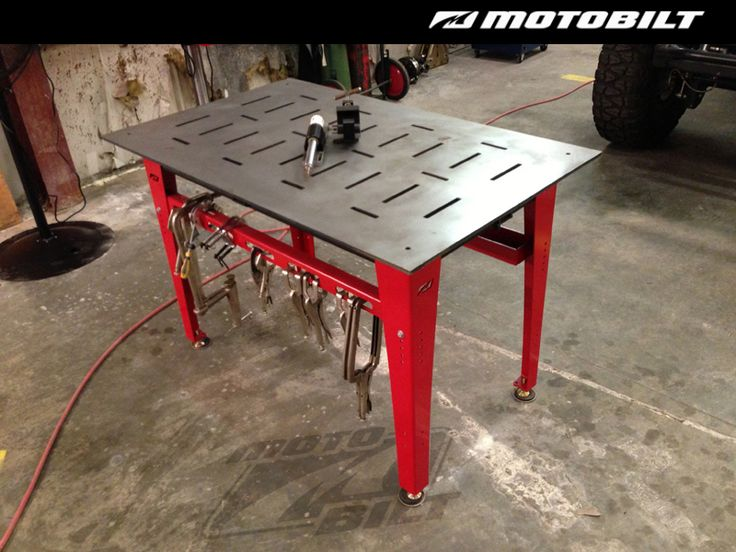 welding table google search
