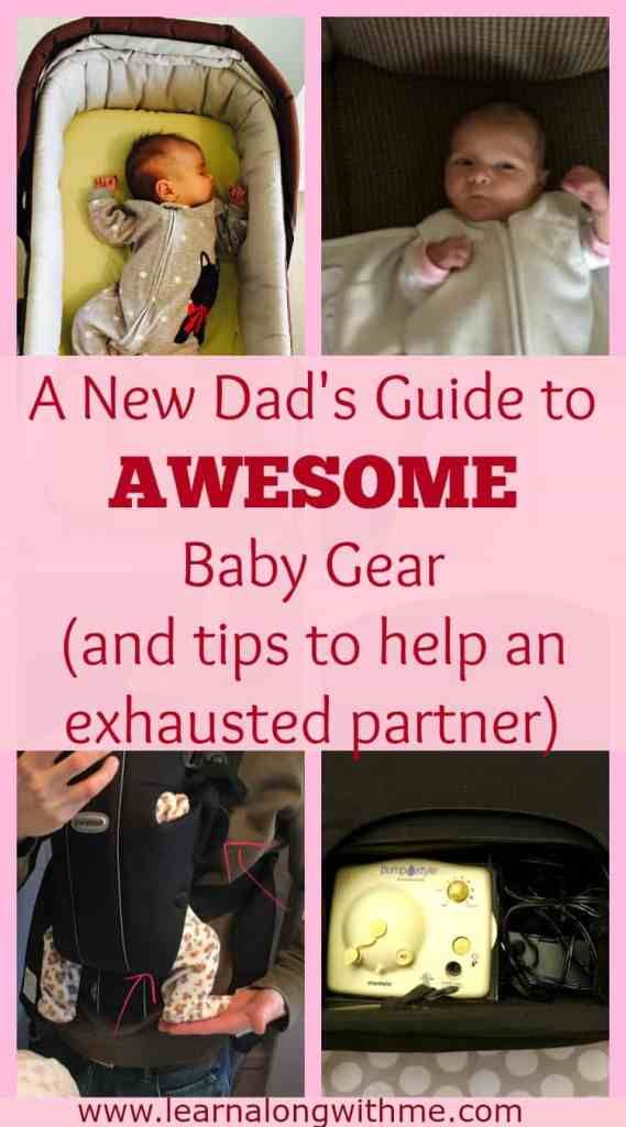 ❤️Do you have a baby on the way? Get your hubby to read this now!  :)❤️