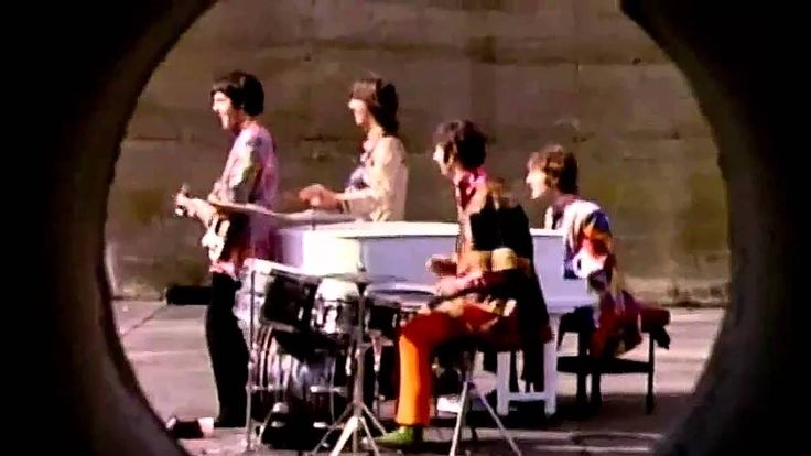The Beatles - I am the walrus // #MASTERS!!! #TheFabFour