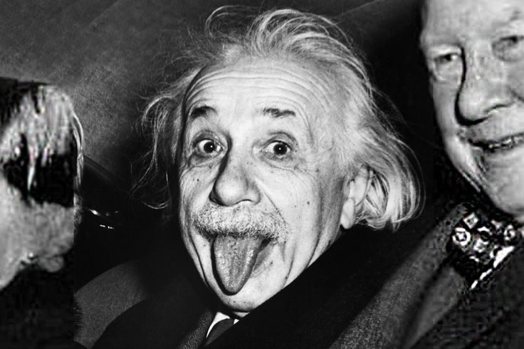 Iconic Photo of Einstein Sticking His Tongue out Sold for $125,000 USD