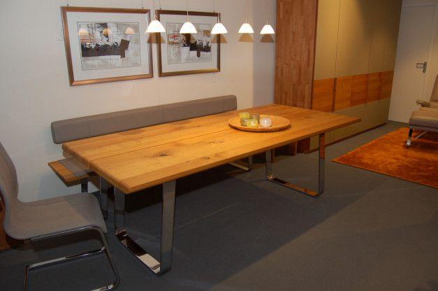 Esstisch Nox Mit Metallkufen | Designermöbel Coesfeld