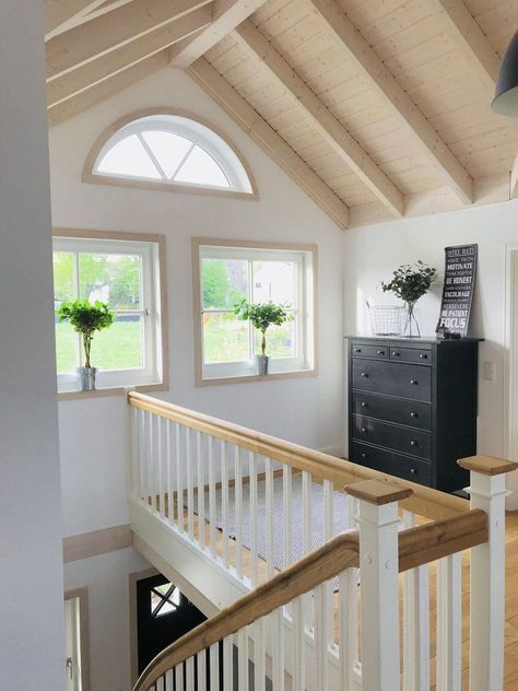 Unser Treppenhaus in 2018 Pläne fürs Heim