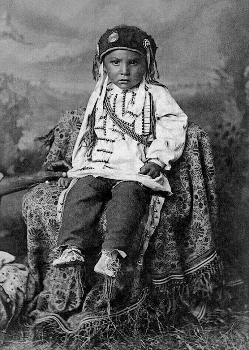 Araparo boy 1882