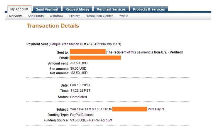 $3.50 Payment Proof! These are just a small fraction of the payments done until now. - SocialBirth.com