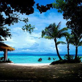 Vacation...Rachayai Island, Phuket, Thailand