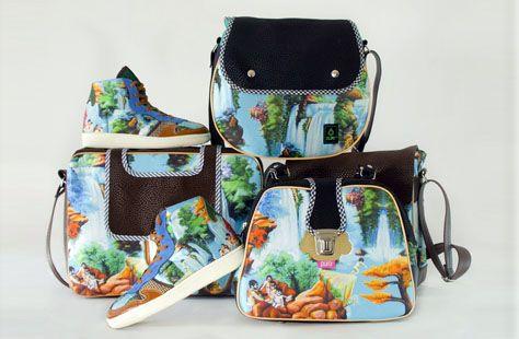 zapatillas y bolsos Puro