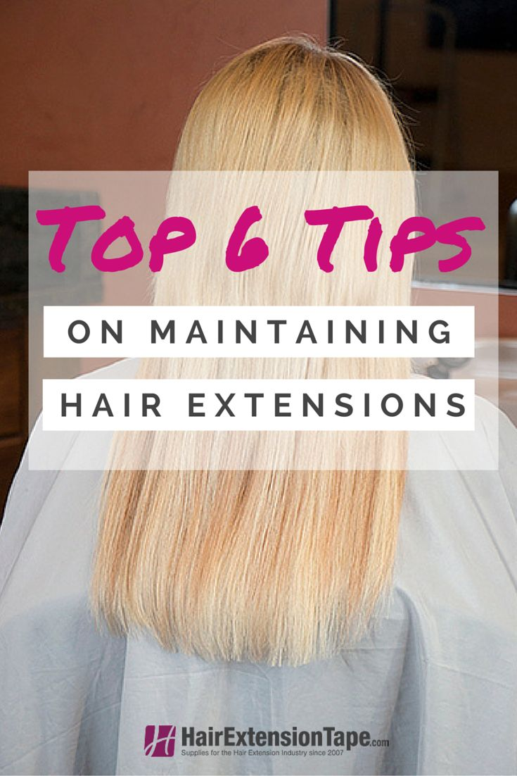 Do you want to have long, gorgeous hair like the women you see re-pinned on Pinterest daily? Are you thinking about getting tape-in hair extensions? Here are some things you should know! #hair #tips #hairextensions